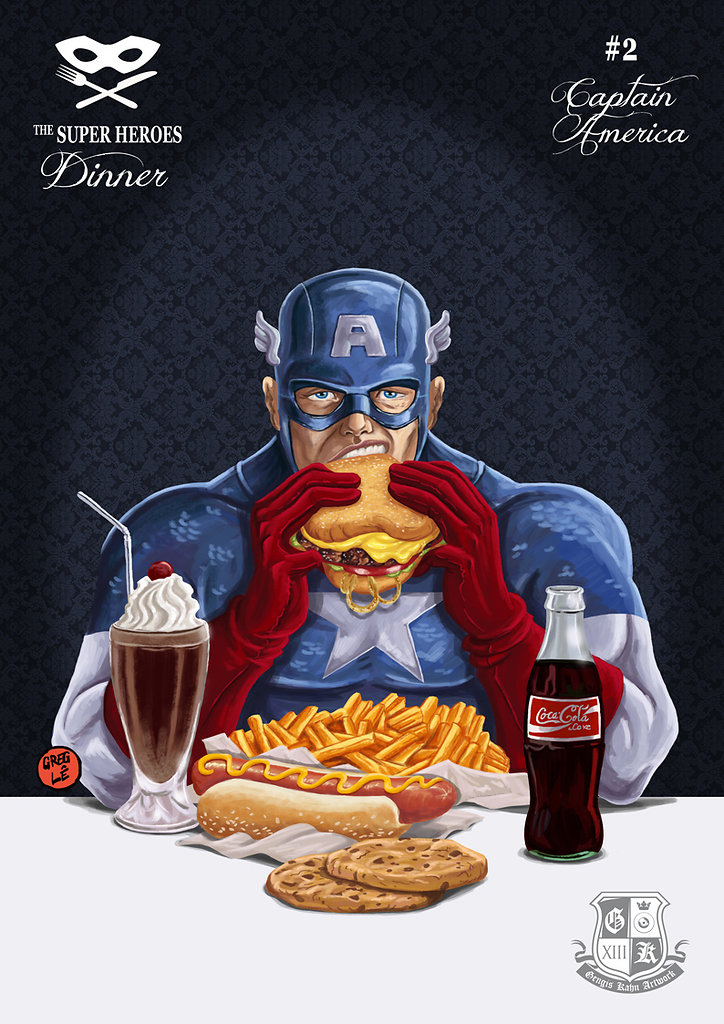 SHD#2 - Captain America