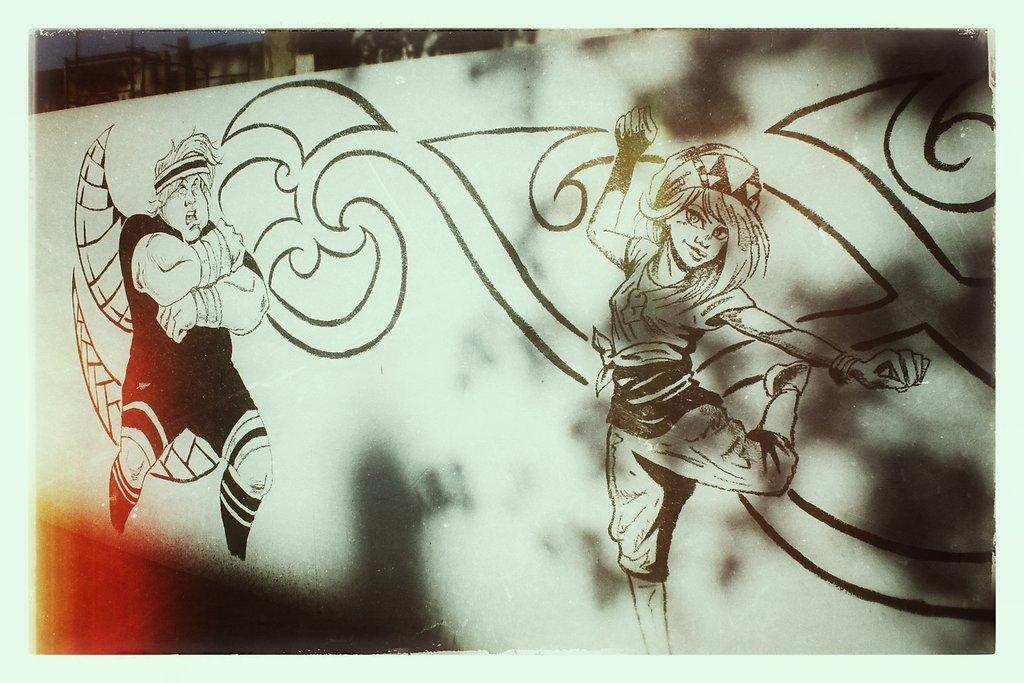 fresque Jeanne Dark 01