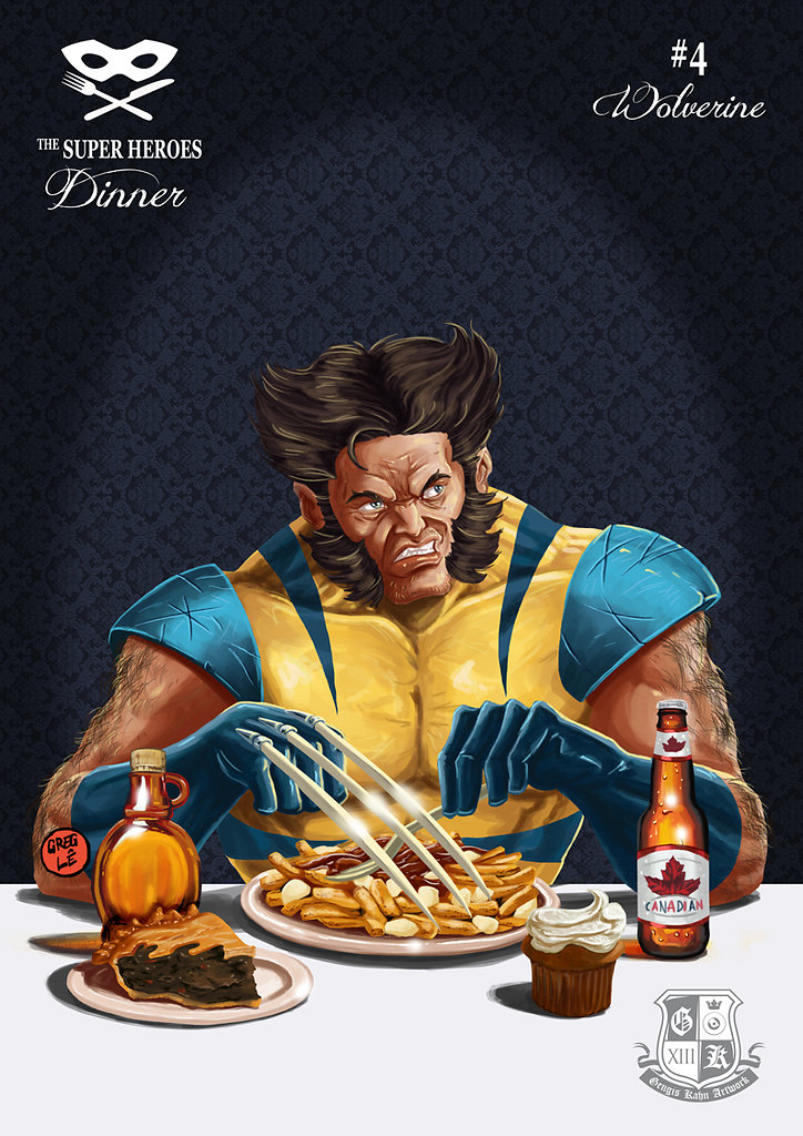 SHD#4 - Wolverine