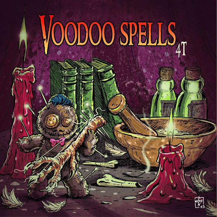 Voodoo Spell 4T