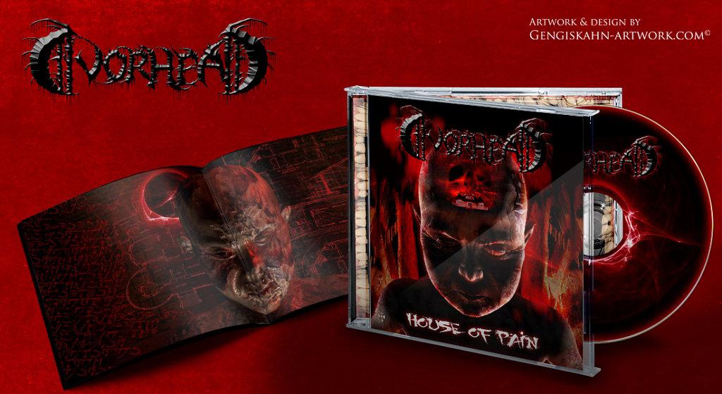 DVORHEAD (brutal/death metal)