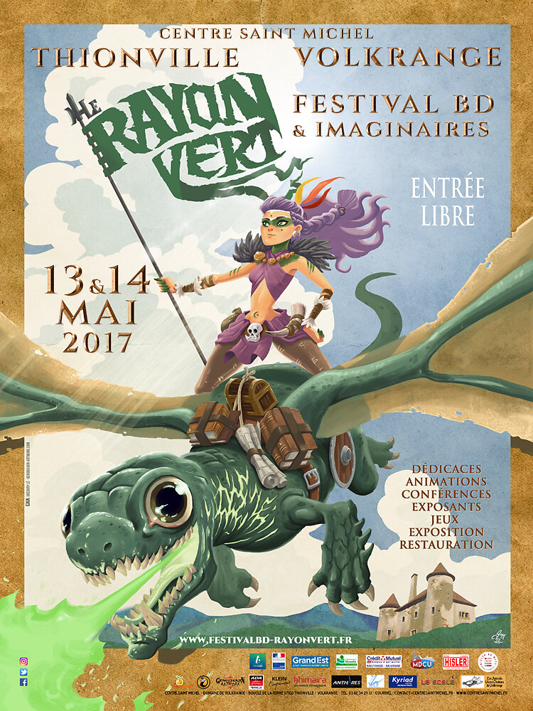 Rayon Vert 2017