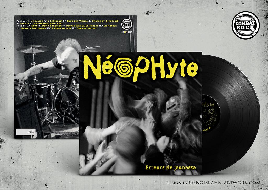 NEOPHYTE - Erreurs de Jeunesse LP