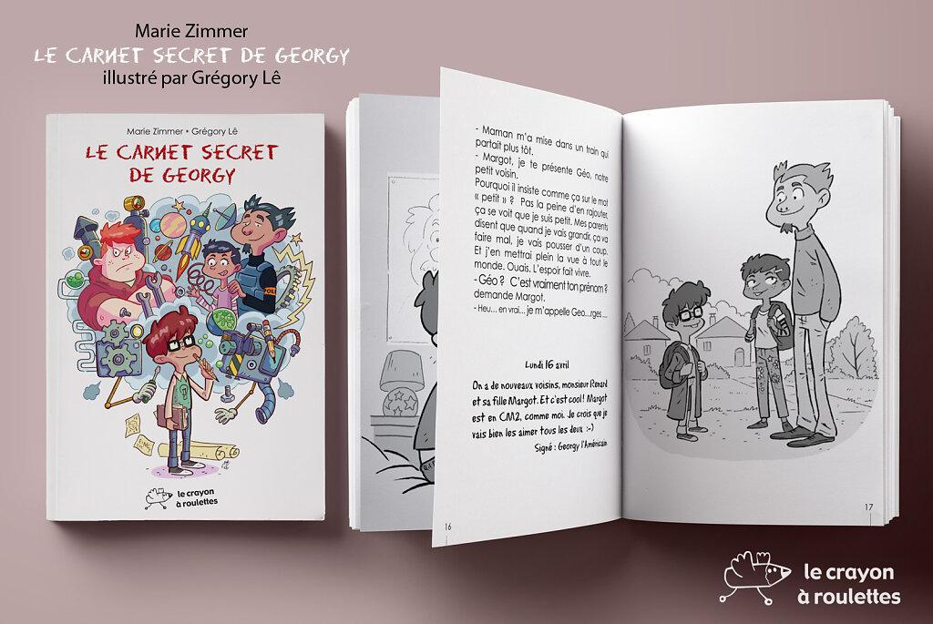 Le Carnet Secret de Georgy