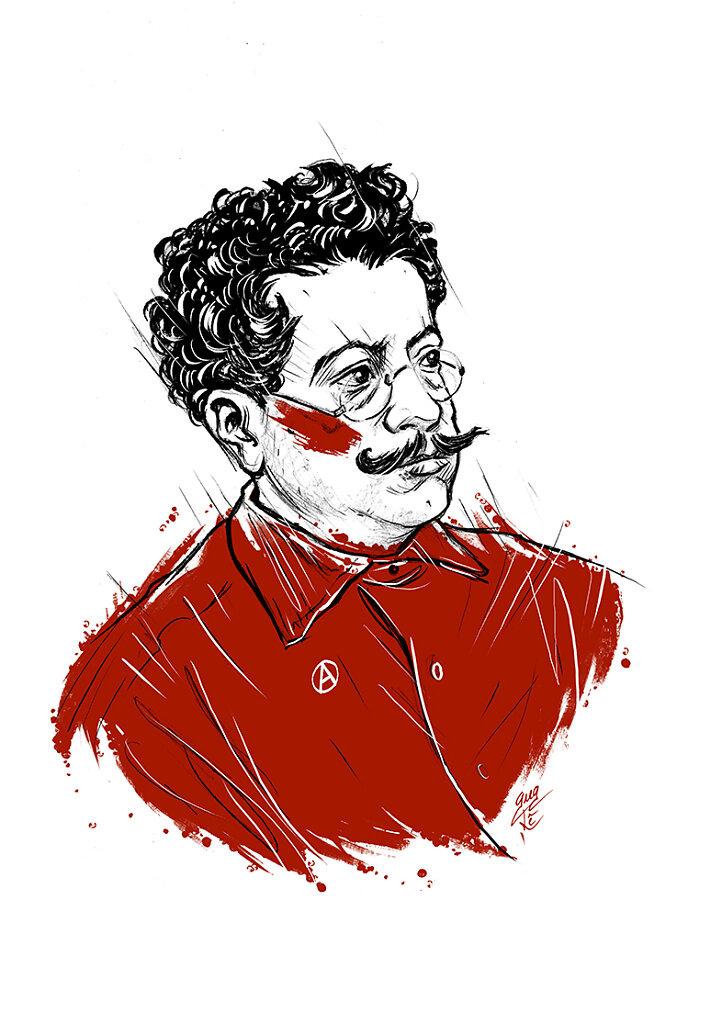Ricardo Flores Magon (1873-1922)