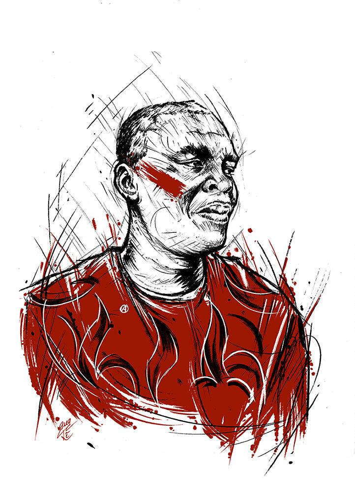 Sam Mbah (1963-2014)