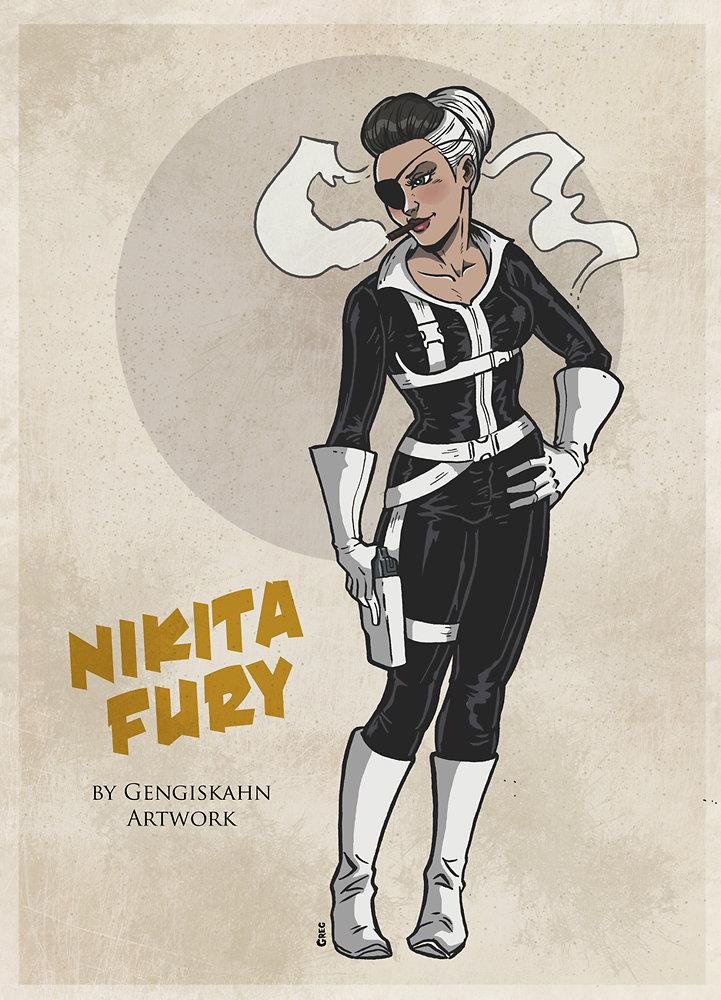 Nikita Fury