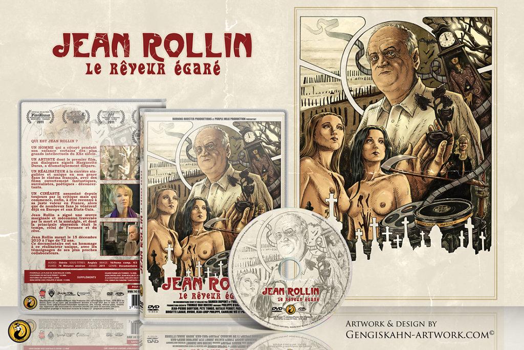 Jean Rollin, le rêveur égaré