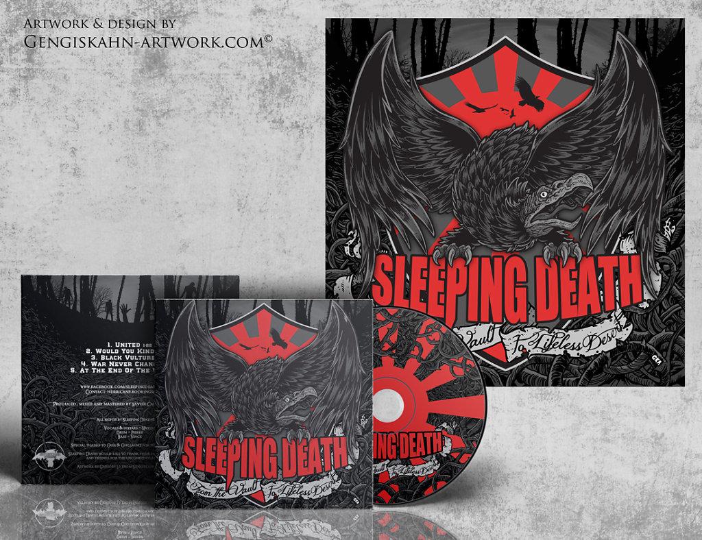 Sleeping Death - from the vault to lifeless desert