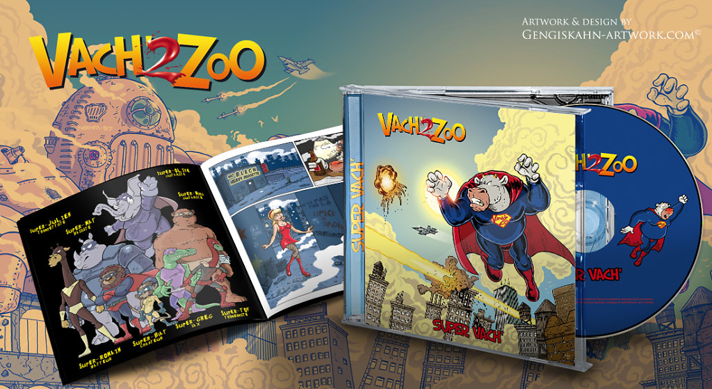 Vach2Zoo - Super Vach'